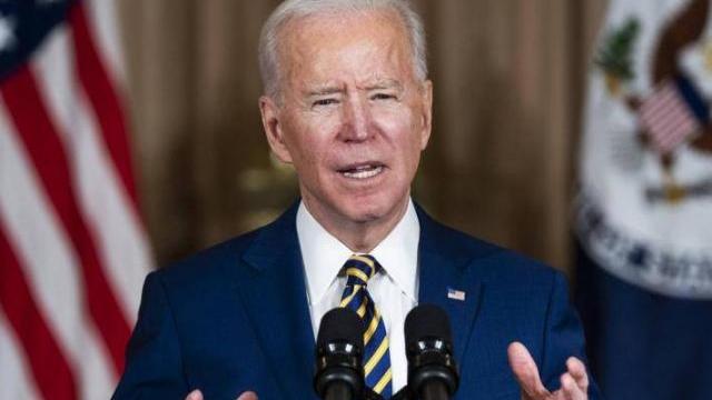 Poco más de un mes en el cargo y Biden bombardea Siria
