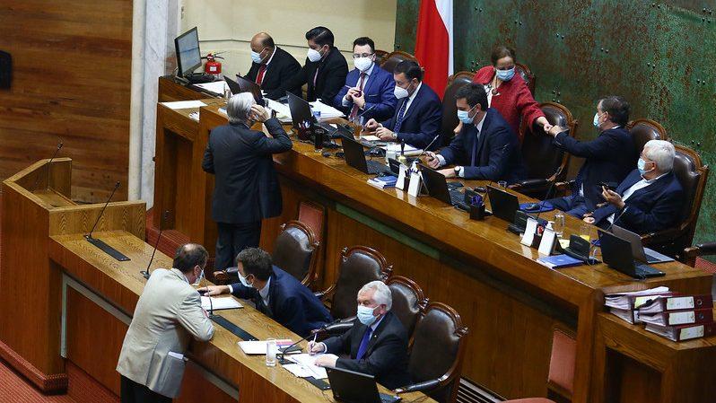 Cámara de Diputados aprueba hoy extensión del estado de excepción y sale al Senado