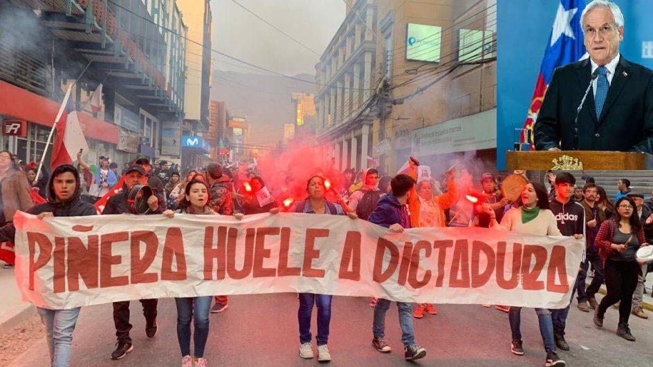 Inminente acuerdo político entre Gobierno y Oposición para salvar crisis de Piñera: el protagonismo de Chadwick y Blumel