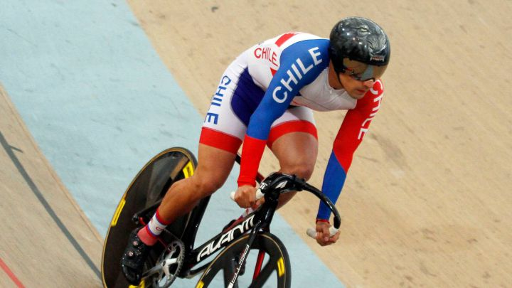 A los 30 años falleció destacado ciclista nacional Cristopher Mansilla, múltiple medallista panamericano.