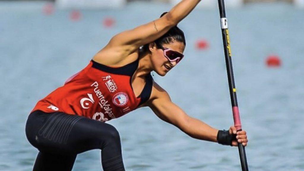 Chilena es campeona mundial de Canotaje en Hungría: María José Mailliard consigue oro en mundial