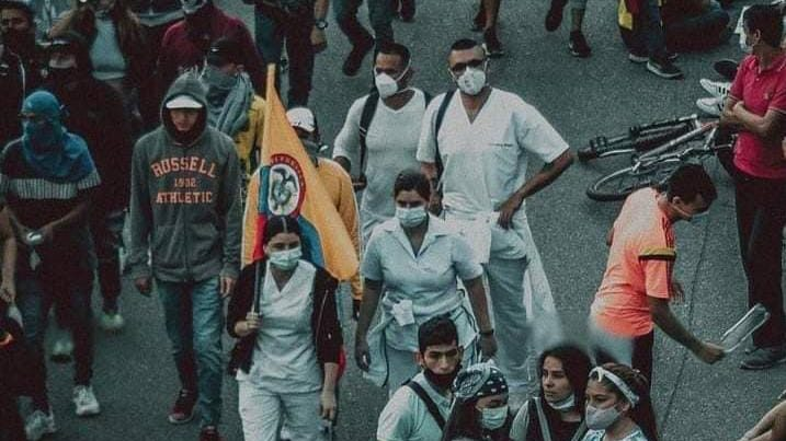 La reforma estructural de salud colombiana: protestas, sangre y lágrimas