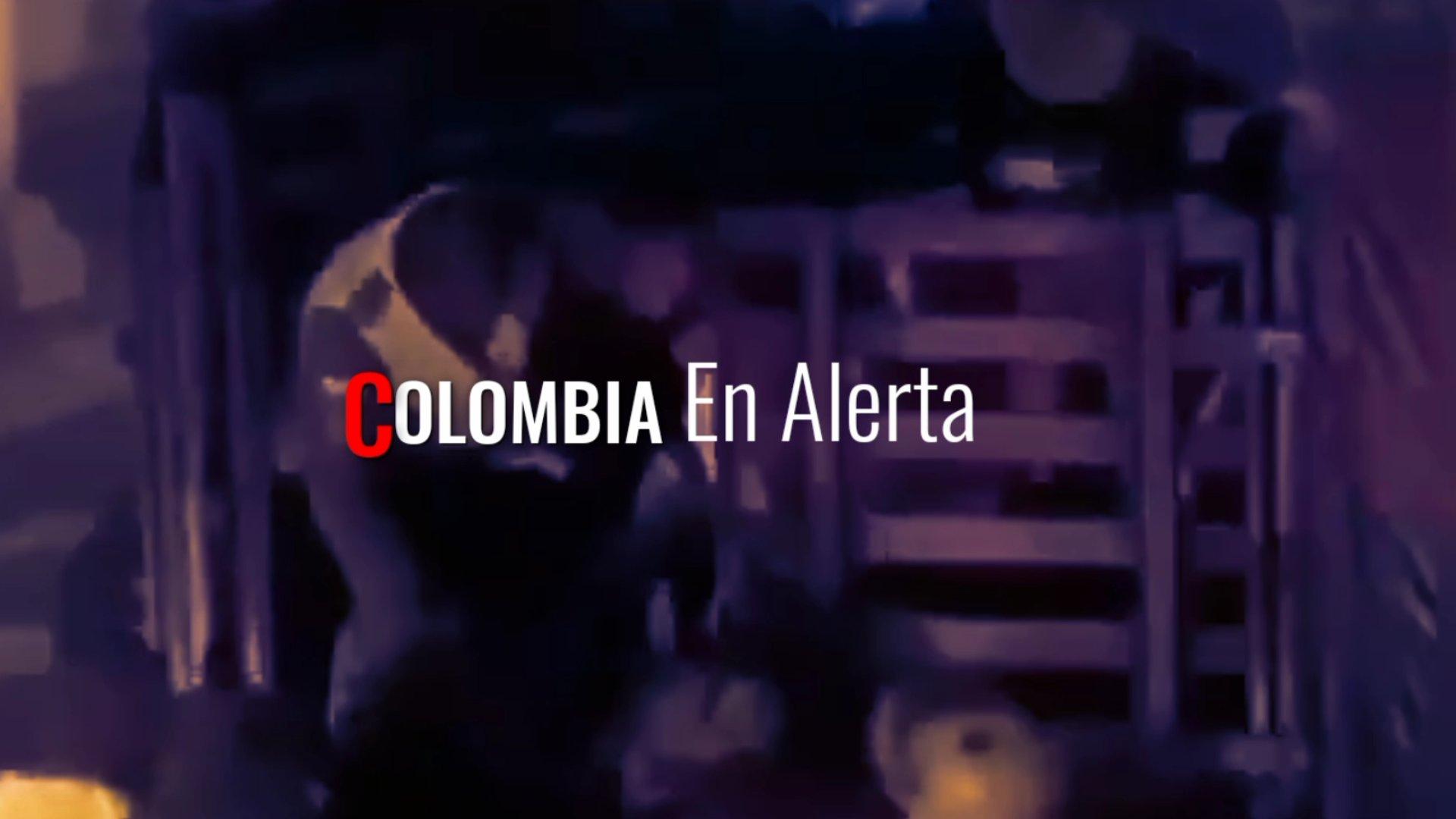 COLOMBIA EN ALERTA-muertos y violaciones a DDHH llevan años