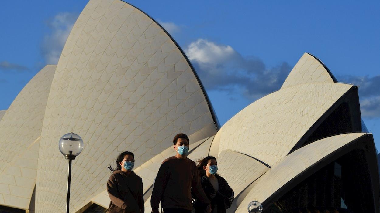 AUSTRALIA-SIDNEY: extensa vigilancia por cepa Delta Covid-19