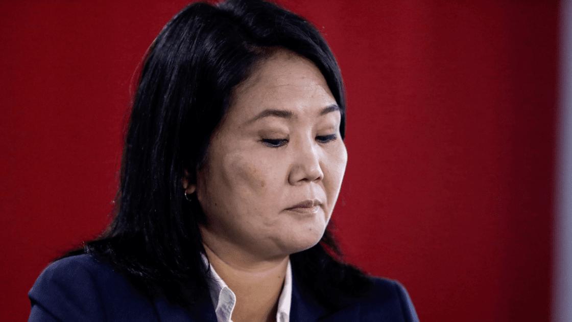 Fiscal solicita que se dicte prisión preventiva contra Keiko Fujimori por caso Odebrecht, según agencia Andina