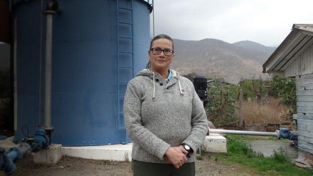 """Te vamos a matar, déjate de ""hueviar"" por el agua"" | Entrevista a Verónica Vilches, defensora del agua en Chile"