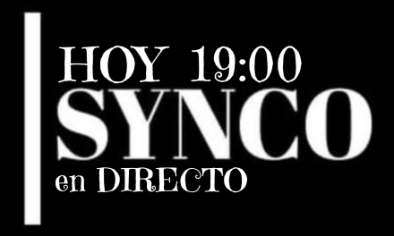 SYNCO se presenta hoy en directo en On Air Streming y nuestro Facebook live