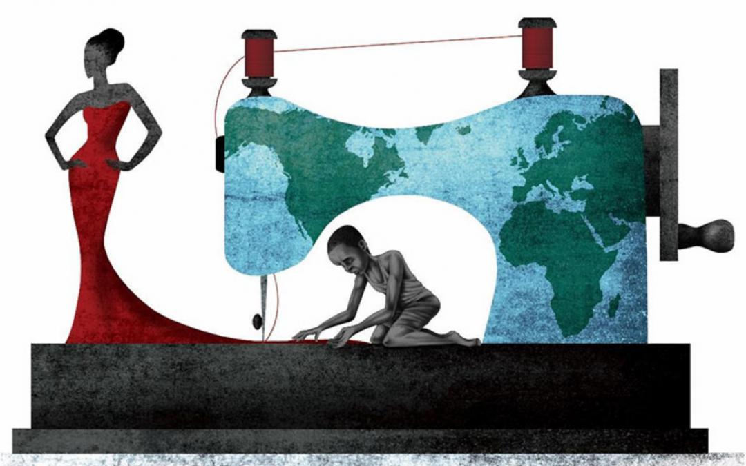 Dibujantes de todo el mundo plasman su visión del trabajo forzoso