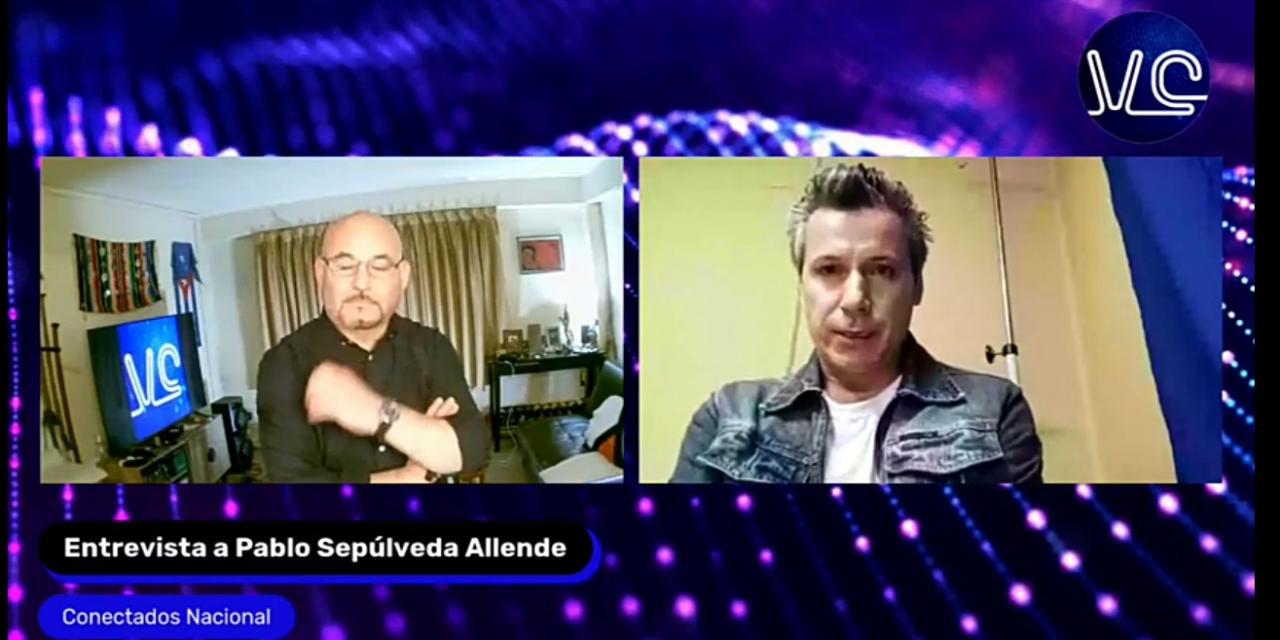 Séptimo Capítulo de Conectados Nacional<br>Conversa con Pablo Sepúlveda Allende