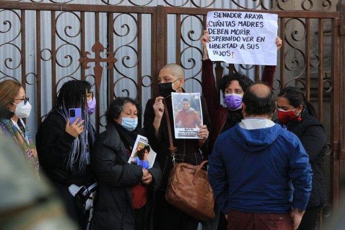 Convencionales de la Lista del Pueblo son golpeados y detenidos