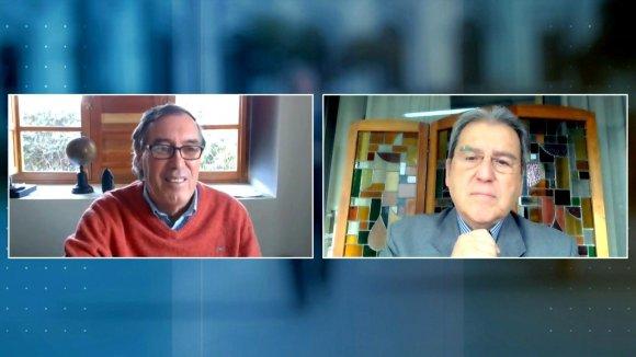 """Senador García Huidobro y el royalty minero: """"se puede mejorar y espero que lleguemos a un acuerdo"""""""