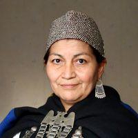 Elisa Loncón Antileo:Presidenta Convención Constitucional