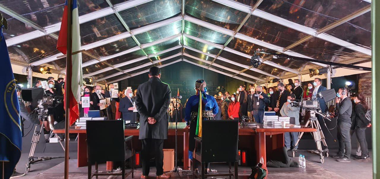 Chile Dispuesto a cambiar:Elisa Loncón y Jaime Bassa a la cabeza de la Convención Constitucional