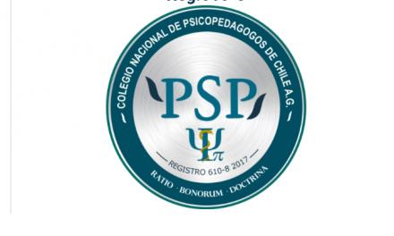 El Colegio de Psicopedagogos y Psicopedagogas de Chile se preparan para elegir nueva directiva