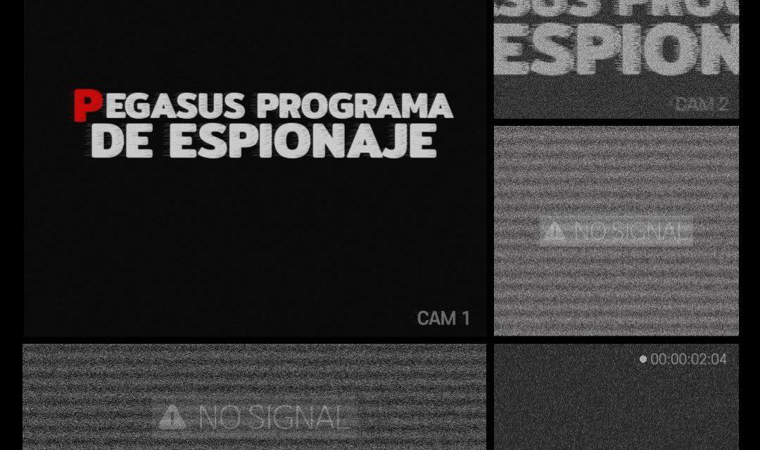 El Mundo reacciona a software espía Pegasus.