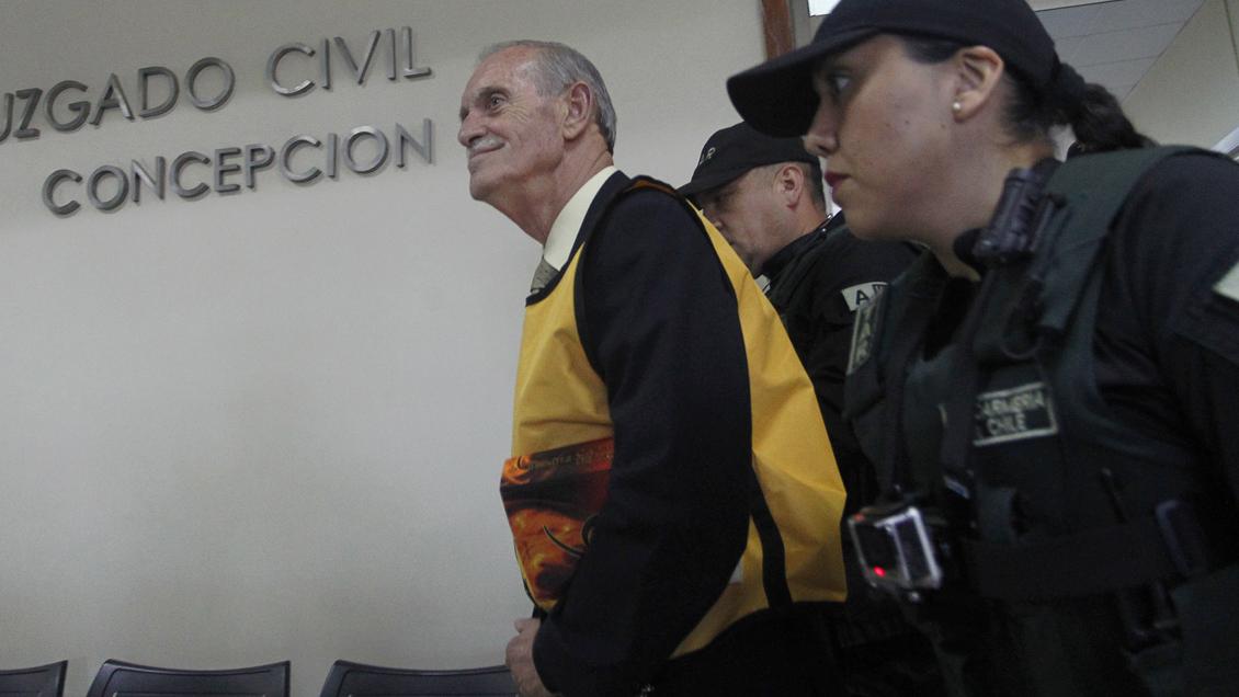 Corte de Santiago confirma fallo que condenó a tres agentes de la DINA por secuestro y tortura en Villa Grimaldi