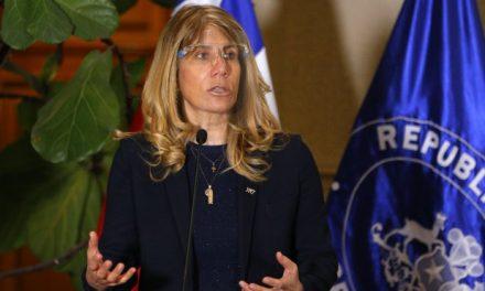 Ximena Rincón no es partidaria de un cuarto retiro de fondos de las AFP