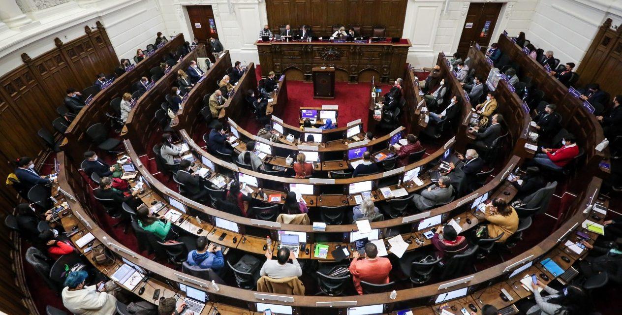 Se rechaza en CC participación popular vinculante, alzamiento del secreto bancario de Convencionales y eliminación de la abstención en las votaciones.