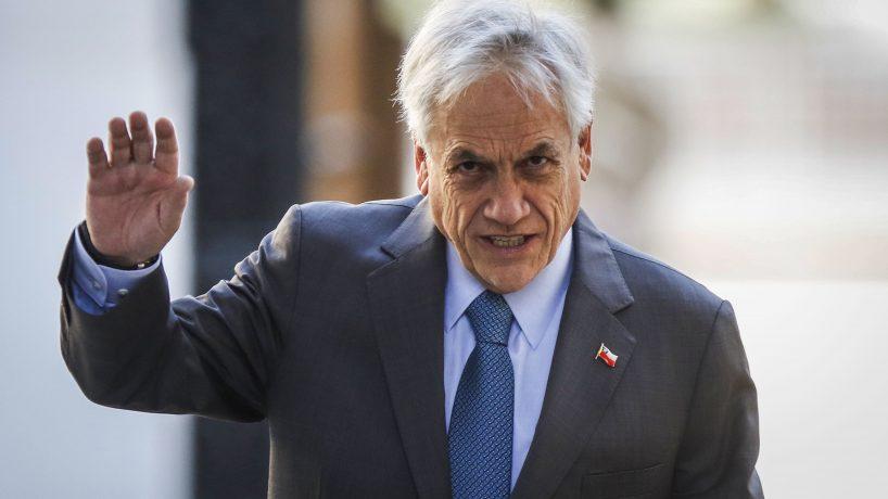 VIDEO: presidente Piñera en gira por Europa»España nos enseñó su idioma y su derecho, nos legó sus valores y su cultura»