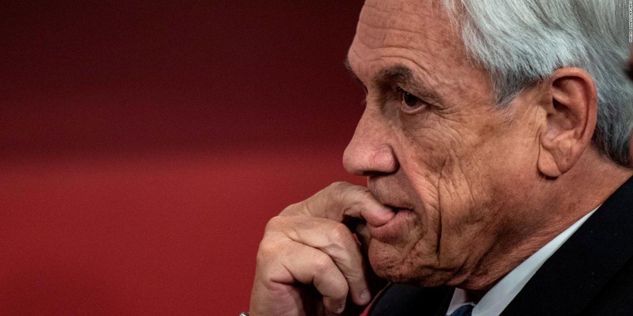 Acusación Constitucional a Sebastián Piñera da vuelta al Mundo